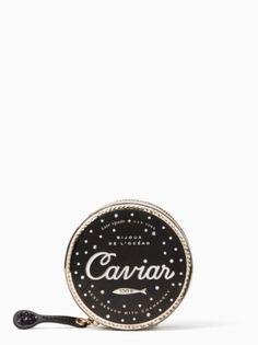 3aba4f032a finer things caviar coin purse