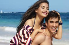 Nadech & Yaya: The Perfect Couple Perfect Couple, Sweet Couple, Couple Photography Poses, Engagement Photography, Mark Prin, My Love From The Star, Couple Posing, Couple Selfie, Thai Drama