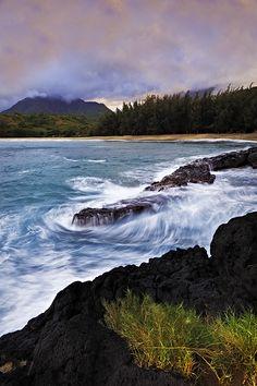 North Shore Kauai, HAWAII