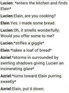#acowar #elucien #elriel