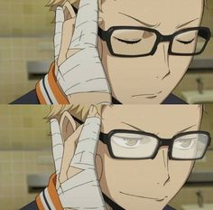 Tsukishima Kei is bae | Haikyuu!!