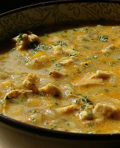 Scrumpdillyicious: Mulligatawny Soup
