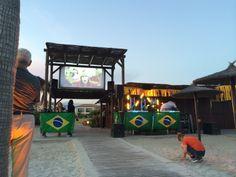 Fussball WM - Live Übertragung inkl. DJ und Drinks