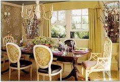 Chinoiserie Chic: Ruthie Sommers Dining Rooms