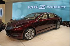lincoln mkz 2013 - Bing Images