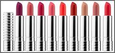 Si como buena #Beautyeres adicta al lipstick seguramente tienes una manera especifica y muy personal de dejar la punta después de varios usos. ¿Te has preguntado que tiene que ver eso con tu personalidad? Nuestras amigas de Cliniquenos compartieron este recuadro donde puedes comparar la punta de tu labial …