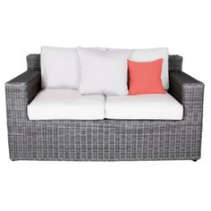 Praslin Rattan Effect 3 Seater Coffee Set: Image 4 Outdoor Sofa, Outdoor Furniture, Outdoor Decor, Coffee Set, Rattan, Table Settings, Relax, Garden, Room