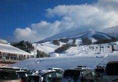 Tazawako-kogen ski resort
