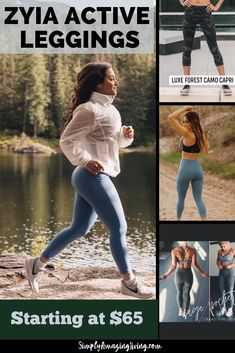 Most of the fabrics that ZYIA uses are 4-way stretch fabric to help with stretchability, compression, form, fit and comfort. ZYIA also understands that there is so much more than that to good activewear and is always improving and investing in innovation and technology in its fabrics.