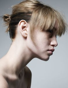 face up to the future | read | i-D
