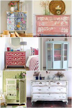 5 ideas para restaurar muebles viejos. Muebles antiguos personalizados. #restaurarmuebles #restauracion #mueblesantiguos #mueblesrestaurados #estiloydeco