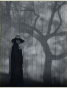 "birdsong27:    Edward Weston - Prelude to a Sad Spring (Margrethe Mather), 1920.  (Imogen Cunningham described the image as ""poetic"" and ""full of dreams and, according to Imogen, Dorothea Lange ""still clings to it as her first love"".)"