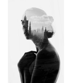 Double Exposure Photography by Aneta Ivanova