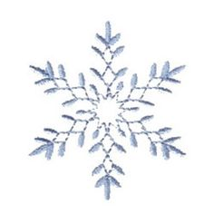 Grand Sewing Embroidery Designs At Home Ideas. Beauteous Finished Sewing Embroidery Designs At Home Ideas. Snowflake Embroidery, Christmas Embroidery, Embroidery Applique, Machine Embroidery Designs, Embroidery Patterns, Snowflake Designs, Snowflake Pattern, Body Art Tattoos, Small Tattoos
