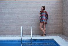 En tan solo una hora podrás elaborar una de las prendas más populares de esta y de pasadas temporadas, el kimono.