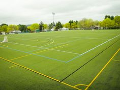 Sports Fields | Turbo Link International, Inc. - Sports Construction and Athletic Facility Specialists