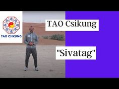 """Sivatag"" - TAO Csikung gyakorlatsor - Rövidített verzió - YouTube Tao, Baseball Cards, Sports, Youtube, Hs Sports, Sport, Youtubers, Youtube Movies"