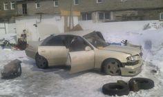 Водитель Toyota Mark II ищет свидетелей ДТП на улице Малахова в Барнауле