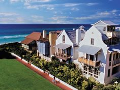Rosemary Beach, FL - where I'll be spending most of my June! Can. Not. Wait.