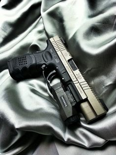 Innovative Gunfighter Solutions XD Tactical 45 with Inforce APL.