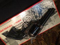 Colt SAA 2nd Gen. .45 NIB w/box. c.1973