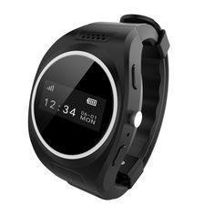 b91be60a3 MX-LOCare Mobile Personal Emergency Response GPS Watch Wifi Tracking Safety SmartWatch  Tracker for Elderly
