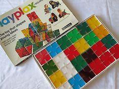 1960s Playplax set