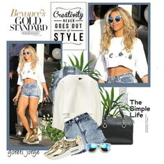 """""""Beyonce's get the look"""" by goreti on Polyvore"""