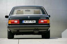 1977 BMW 733i (E23)