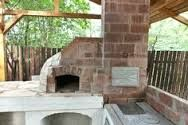 Image result for outdoor diy hearth