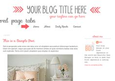 Blogger Tutorials - by Beautiful Dawn (Web & Graphic Design)