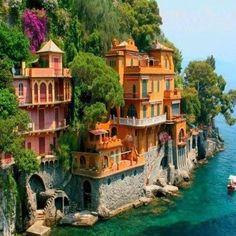 Turquoise Sea, Sardinia, Italy ITALIA, TIERRA DE MIS SUEÑOS... Más