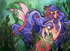 ~ Você é uma sereia ~ | Que criatura mítica é você? - Questionário