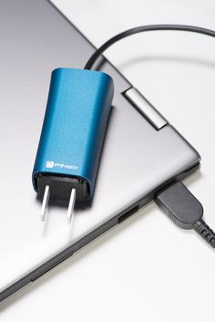A Laptop Charger The Size Of A Smartphone Charger