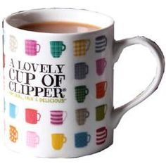 Tea Clipper Tea mug