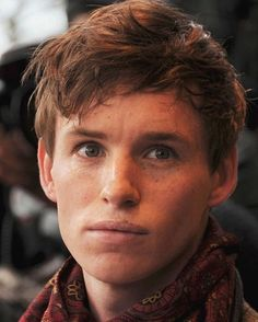 He looks so young?? Like The pillars of the earth young? And I think that Marius should have been this young (even if I like him the way he is in the movie)