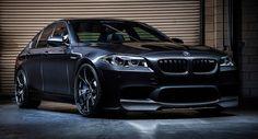 Vorsteiner Releases More Photos of its 2014 BMW M5 Tune