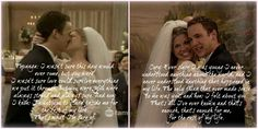 Boy Meets World: Cory and Topangas wedding vows