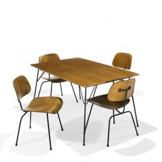Charles and Ray Eames / DTM and set of four DCMs