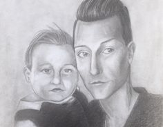 """Check out new work on my @Behance portfolio: """"Daddy & Son"""" http://be.net/gallery/41092001/Daddy-Son"""