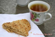United Kingdom- Scones from The Educators Spin On It~Little Hands that Cook with Book