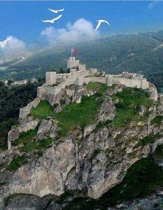 Boyabat castle-Sinop-Turkiye
