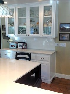 Kitchen built in on pinterest butler pantry kitchen for Chinese kitchen cabinets nj