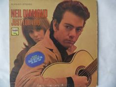 Neil Diamond, Just For You vinyl record BLPS-217 stereo by theposterposter on Etsy