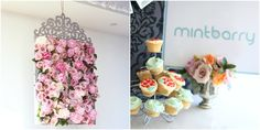 Launching Mintbarry- Party Decor