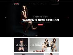 Xoss - eCommerce Fashion Template by DevItems