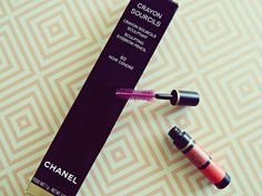 Girly stuff & chanel - Trucs de fille : brosse à sourcils.