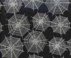 Tan Spiderwebs Black