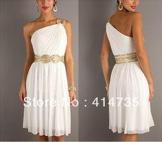 vestido estilo grego curto - Pesquisa Google