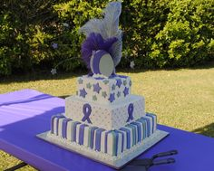 American Cancer Society, Relay for Life donation cake